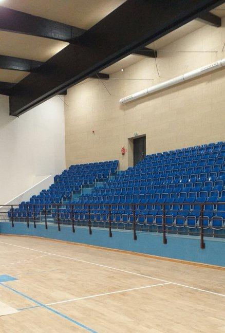 Sjedalice za tribine prostar - 1b
