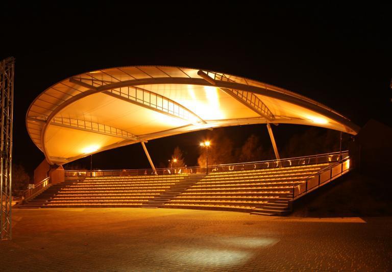 sjedalice za tribine proizvođač 6 amfiteatar